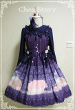 ChessStory~Peachblossom And Snow series versionⅡ lolita JSK dress