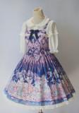 MILU FOREST~Easter Bunny chiffon sweet lolita blouse
