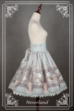 *Neverland*Time and space guardians haigh waist lolita skirt pre-order