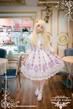 Strawberry Witch~Forest Carol Tank Straps A-line JSK/OP dress