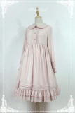 *Neverland*Rosemarry Rural long-sleeved op dress does not include apronpre-order