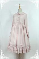 *Neverland*Rosemarry Rural long-sleeved op dress does not include apronpre-order