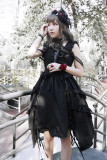 *Neverland*Spectre Waltz *Dark punk jsk dress pre-order