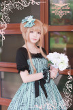 Strawberry Witch~Summer daily cute jsk/op dress