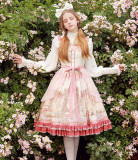 MILU FOREST~Pride and Prejudice print lolita jsk dress