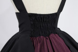 *Neverland*Morning Star Idol Academy College style Lolita strap half skirt pre-order