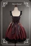 *Neverland*Madonna cross series round collar jsk lolita dress pre-order