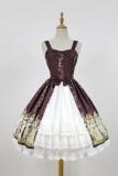 *Neverland*Goddess of the Four Seasons Simple JSK belt skirt version Ⅱ pre-order