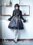 *Neverland*Madonna cross series round collar jsk lolita dress pre-order