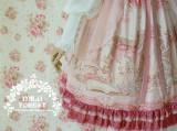 MILU FOREST~Pride and Prejudice print lolita jsk dress