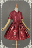*Neverland*Palace lamps Chinese style lolita mini op dress pre-order
