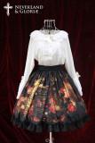 *Neverland*Flower-choosing Girl lolita normal waist skirt