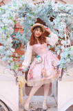 *Neverland*May Maidens sweet lolita Jumper dress version Ⅱ