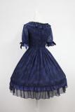 *Neverland*Summer secrets Short sleeved small high waist op dress pre-order