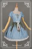 *Neverland*Madonna cross series lolita mini one-piece dress