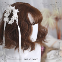 ★Joan★35cm+Air banged lolita wig
