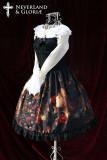 *Neverland*Flower-choosing Girl lolita braces skirt