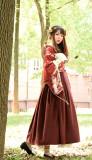*Neverland*Taisho Romance Japanese Style One-piece dress