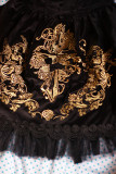SurfaceSpell ~Judgment Day~Gothic original embroidered queen op dress