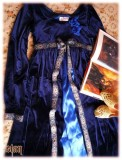 SurfaceSpell ~Medieval velvet court dresses