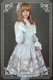 *Neverland*Time and space guardians normal waist lolita jsk dress