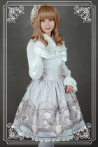 *Neverland*Time and space guardians normal waist lolita jsk dress