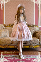 *Neverland*May Maidens sweet lolita skirt