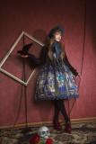 Surface spell~Rosary Print  Lolita Corset JSK Dress Version Ⅱ