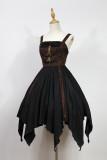 *Neverland*Pirate ship steam punk irregular hem lolita jsk dress pre-order