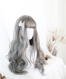 ★Hermosa★60cm+Air banged lolita wig