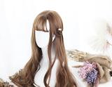★Andrea★75cm+Air banged lolita wig