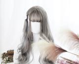 ★Hermosa★60cm+Air banged lolita wig