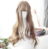 ★Andrea★75cm+Air banged lolita wig