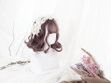 ★Eudora★40cm+Air banged lolita wig