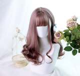 ★Grace★55cm+Air banged lolita wig