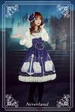*Neverland*Starlit Aquarius lolita lace jsk dress