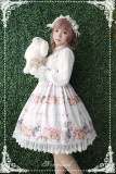 *Neverland*Don't eat rabbits small high waist lolita jsk dress pre-order