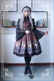 *Neverland*Lost in Rococo Vintage lace overskirt lolita jsk dress