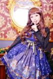 *Neverland*X'mas Deer print Lolita Jumper dress