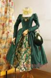 SurfaceSpell ~The Other Boleyn Girl One Piece Dress 3 Colors