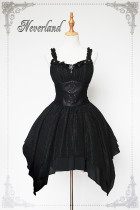 *Neverland*Spectre serenade gothic lolita jsk dress