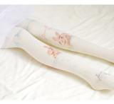 Sweet Lolita Lovely Rabbit Printing Tigths