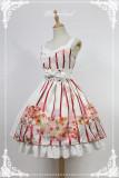 *Neverland*Hyakki Yagyō -The nine-tailed fox jpfashion open front jsk dress