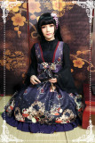 *Neverland*Hyakki Yagyō Hone-onna jpfashion sleeveless jsk dress pre-order