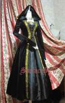 SurfaceSpell ~Assassins creed~Big hood velvet dress