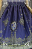 *Neverland*Arabian Nights Short sleeves print mini dress pre-order