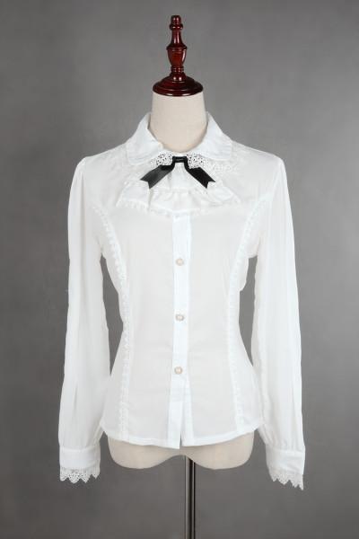 *Neverland* Sweet lolita leg-of-mutton blouse