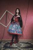 SurfaceSpell ~Rosary Print Elegant Lolita  JSK Dress Version Ⅰ