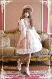 *Neverland*May Maidens open front Lolita Jumper dress