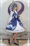 *Neverland*Hyakki Yagyō Yuki-Onna jpfashion jsk dress pre-order
